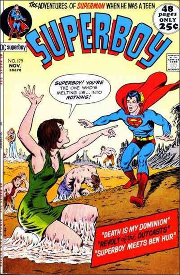 Superboy (1949) 179-A by DC