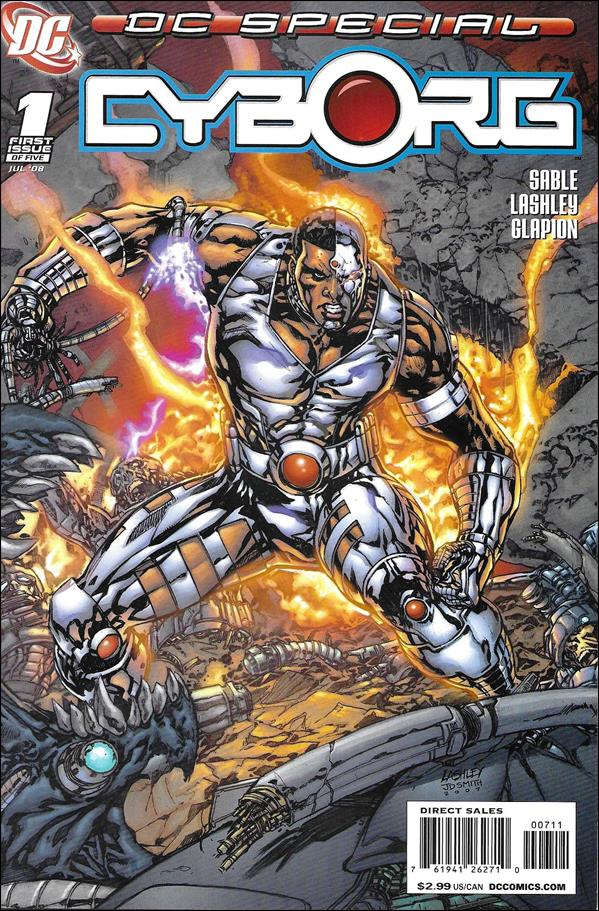 DC Special: Cyborg 1-A by DC