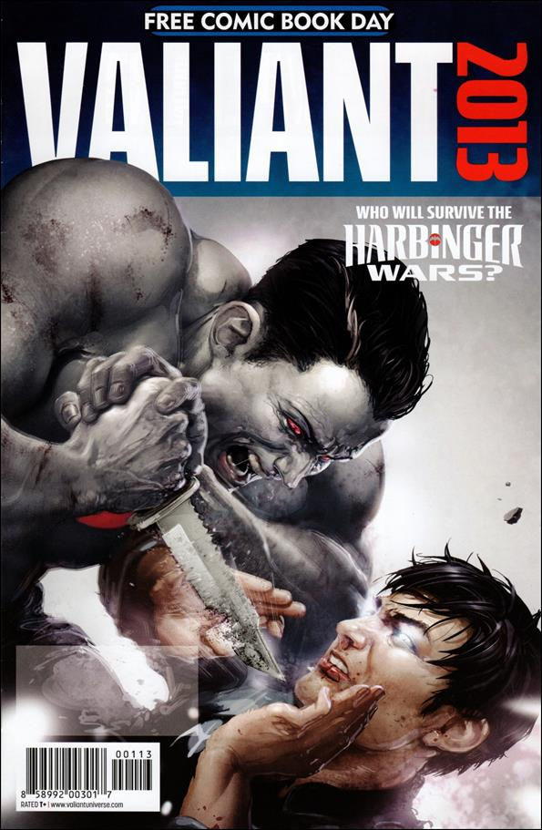 Valiant Comics FCBD 2013 Special 1-A by Valiant Entertainment