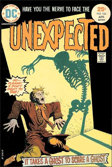 Unexpected (1968) 163-A by DC