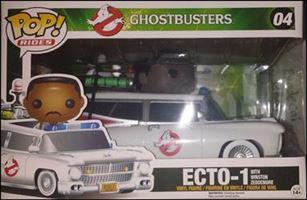POP! Rides Ecto-1