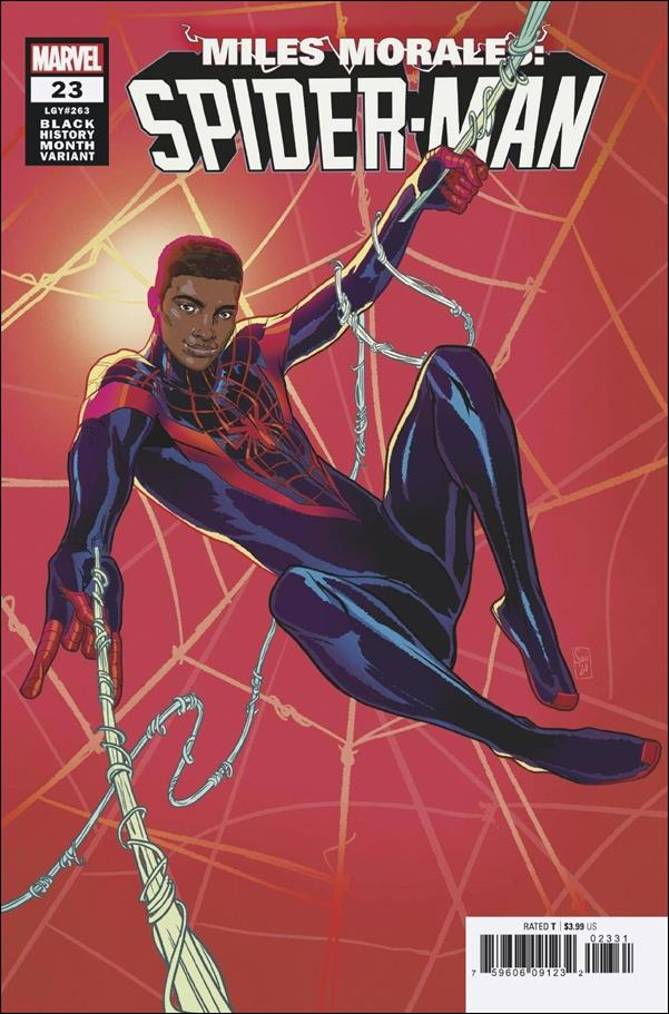 Miles Morales: Spider-Man 23-B by Marvel