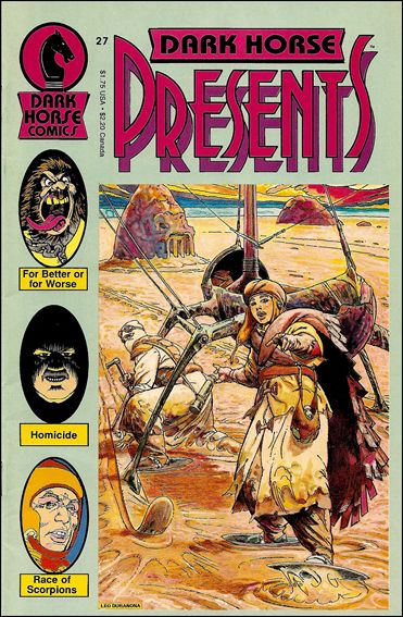 Dark Horse Presents (1986) 27-A by Dark Horse
