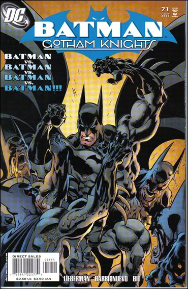Batman: Gotham Knights 71-A by DC