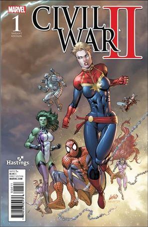 Civil War II 1-TE