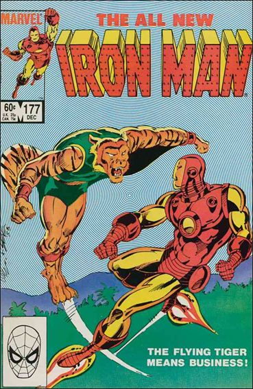 Iron Man (1968) 177-A by Marvel