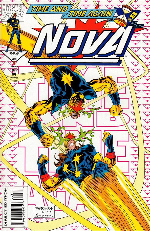 Nova (1994) 6-A by Marvel