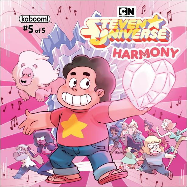 Steven Universe: Harmony 5-A by Kaboom!