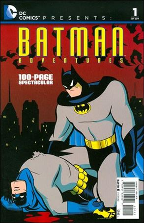 DC Comics Presents Batman Adventures 1-A