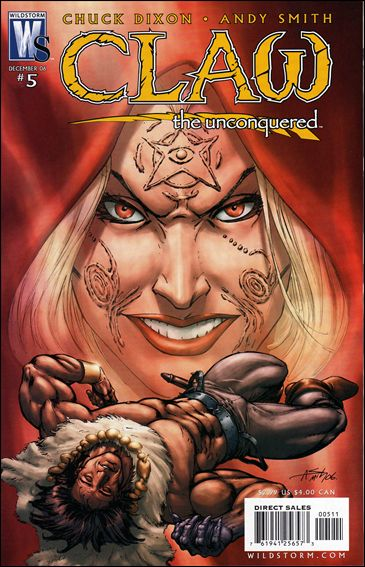 Claw the Unconquered (2006) 5-A by WildStorm