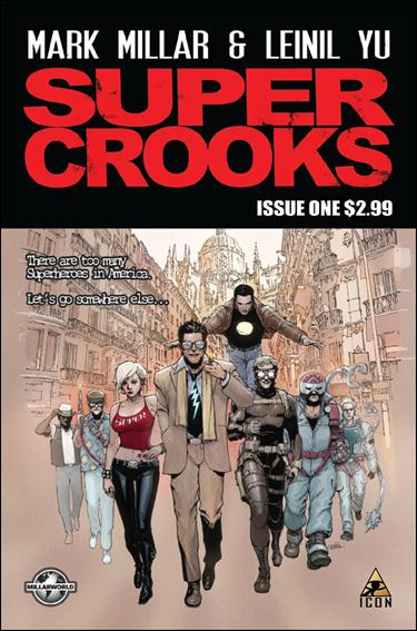 Supercrooks 1-A by Icon