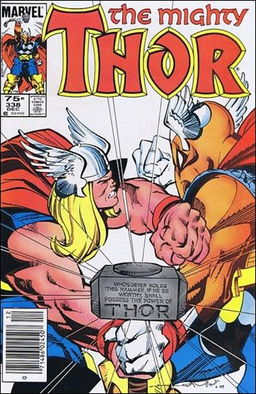 Thor (1966) 338-B by Marvel