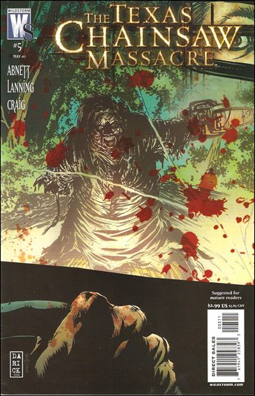 Texas Chainsaw Massacre 5-A by WildStorm