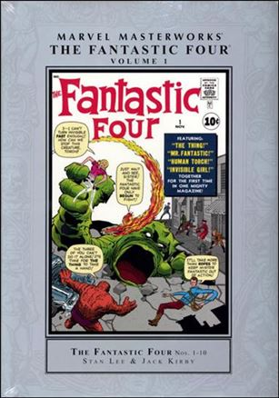 Marvel Masterworks: The Fantastic Four 1-C