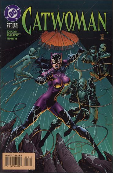 Catwoman (1993) 28-A by DC