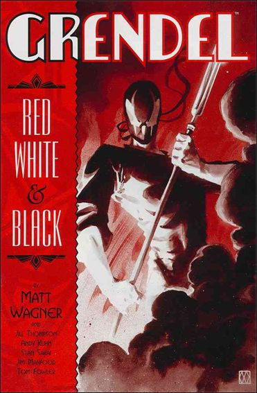 Grendel: Red, White & Black 1-A by Dark Horse