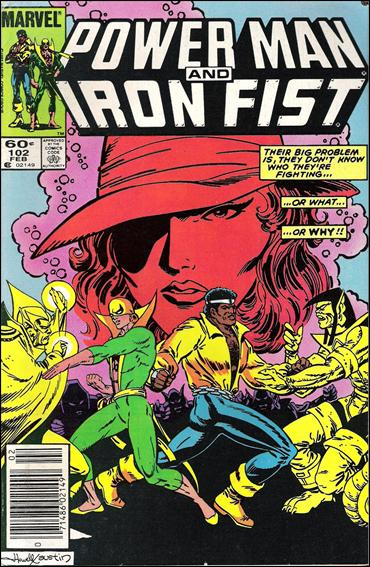 Power Man and Iron Fist (1978) 102-A by Marvel