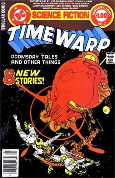 Time Warp (1979) 2-A by DC