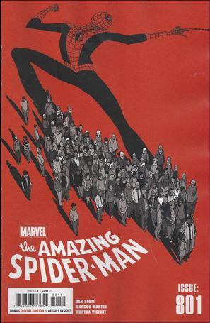 Amazing Spider-Man (1963) 801-A