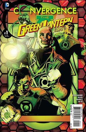 Convergence Green Lantern Corps 1-A