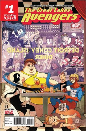 Great Lakes Avengers 1-A