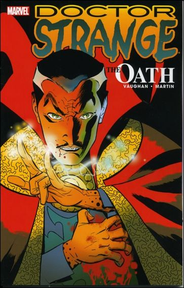 Doctor Strange: The Oath nn-A by Marvel