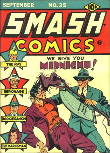 Smash Comics (1939) 35-A by Quality