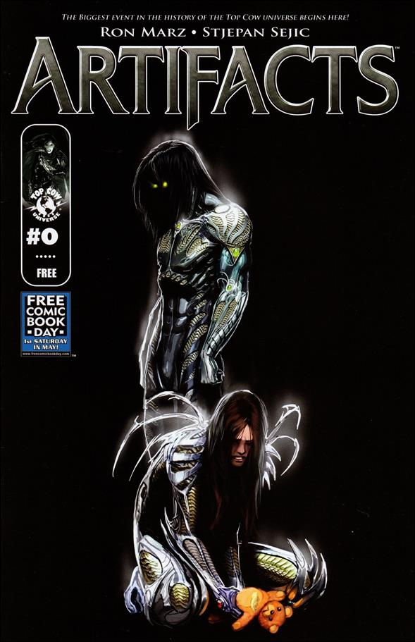 Artifacts (2010) 0-A by Top Cow
