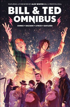 Bill & Ted Omnibus nn-A