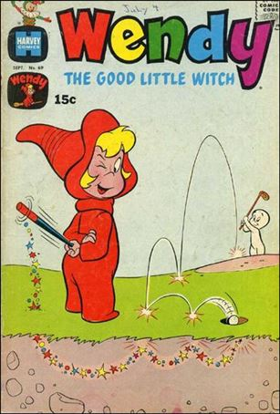 Wendy, the Good Little Witch (1960) 69-A