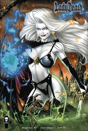 Lady Death: Revelations 1-M