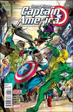 Captain America: Sam Wilson 6-A