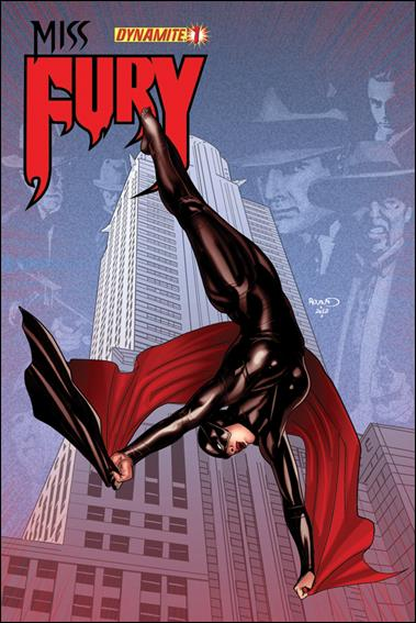 Miss Fury (2013) 1-C by Dynamite Entertainment