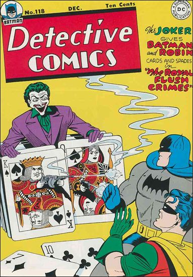 Detective Comics (1937) 118-A by DC