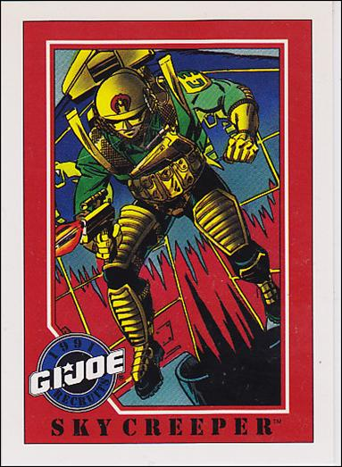 G.I. Joe (Base Set) 119-A by Impel