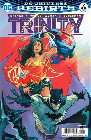 Trinity (2016) 2-A