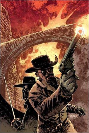 Django/Zorro 2-H