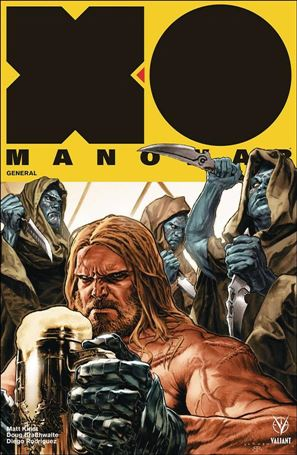 X-O Manowar (2017) 6-A