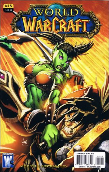 World of Warcraft 18-A by WildStorm