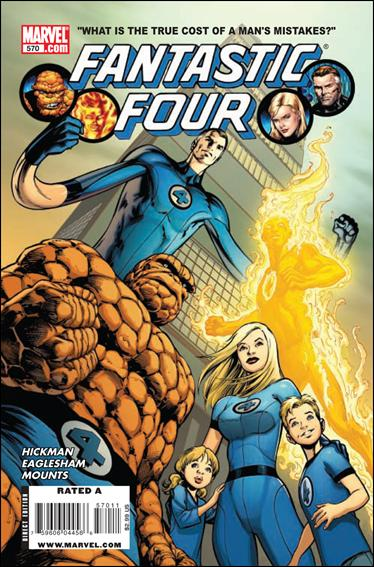 Fantastic Four (1961) 570-A by Marvel