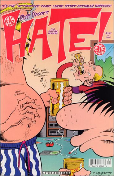 Hate 26-A by Fantagraphics