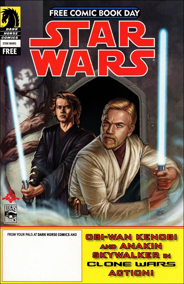 Star Wars - Free Comic Book Day 2005 Special nn-A by Dark Horse