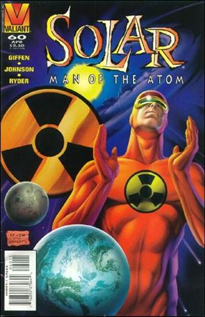 Solar, Man of the Atom (1991) 60-A