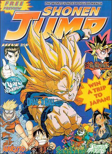 Shonen Jump 0-A by Viz