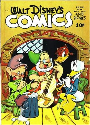 Walt Disney's Comics and Stories (1940) 45-A