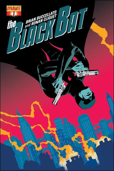 Black Bat (2013) 1-F by Dynamite Entertainment