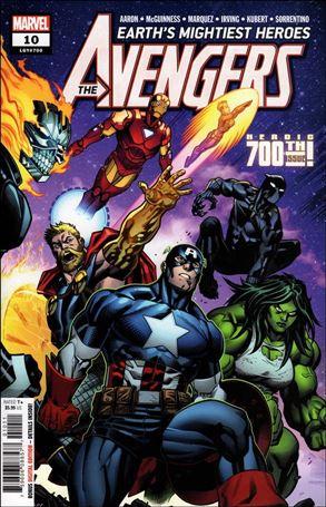 Avengers (2018) 10-A