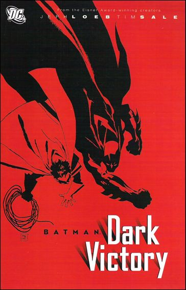 Batman: Dark Victory 1-D by DC
