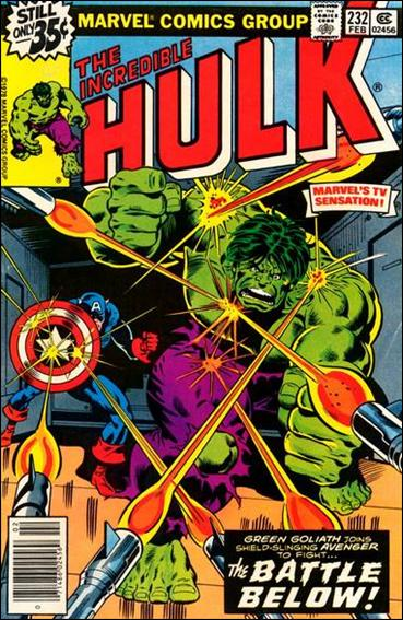 Incredible Hulk (1968) 232-A by Marvel