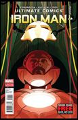 Ultimate Comics Iron Man 1-A